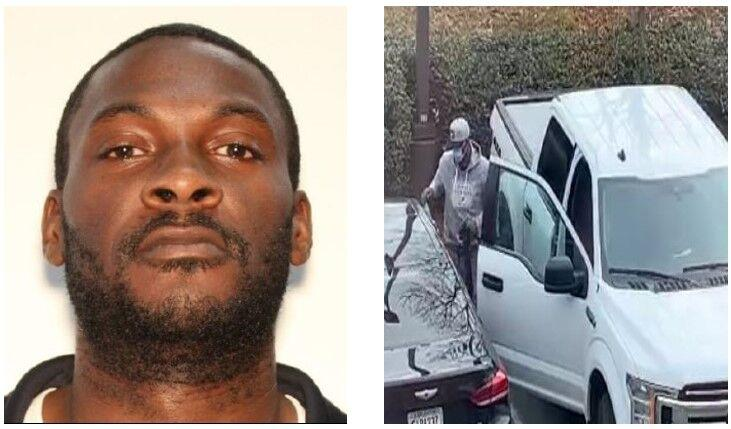 Wanted: Man accused of stealing $60,000 from car