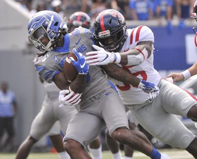 NCAA Football: Mississippi at Memphis