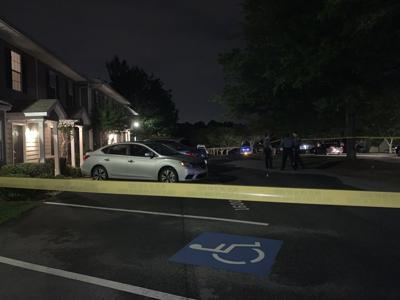 Shooting Death At Norcross Area Apartment Complex Ruled A