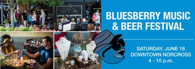 Norcross hosts BluesBerry Music and Beer Festival Saturday