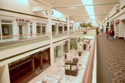 Gwinnett Place Mall interior