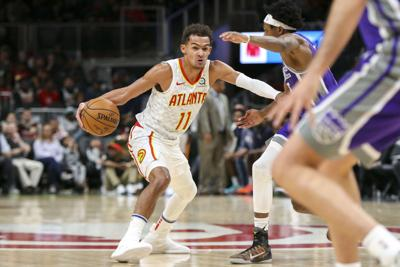 NBA: Sacramento Kings at Atlanta Hawks