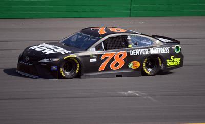 NASCAR: Quaker State 400 Presented By Advance Auto Parts-Practice