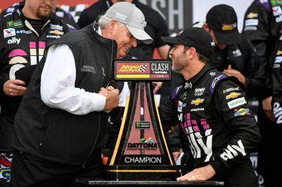 NASCAR: Advance Auto Parts Clash
