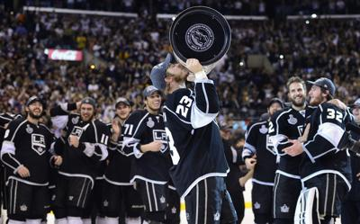 cccb58c9313 Long-suffering Kings win Stanley Cup | Sports | gwinnettdailypost.com