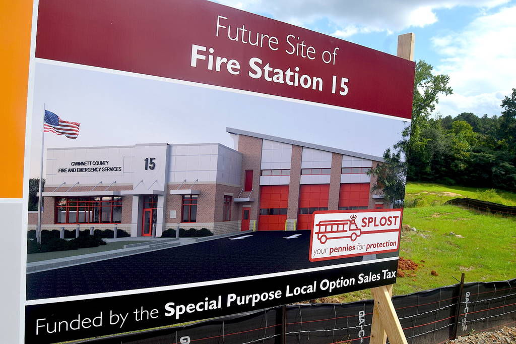Officials break ground on Fire Station 15 replacement