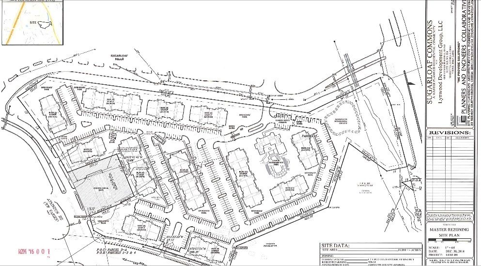 Zoning Oked For Proposed Sugarloaf Mills Area Apartment