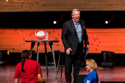 Local coaches among those inspired, challenged at CLN summit