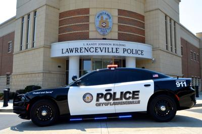Lawrenceville Police Department debuts new vehicles, joins