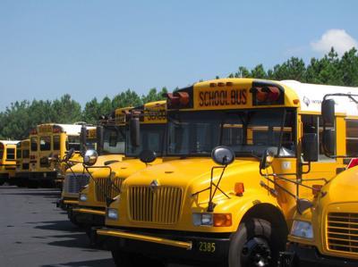 GCPS School Bus