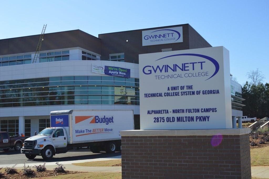 Classes Set To Begin At New 24 Million Gwinnett Tech Campus In Fulton County News Gwinnettdailypost Com