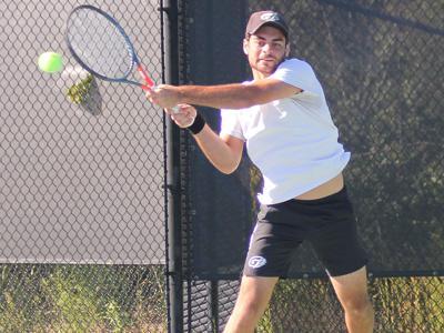 Georgia Gwinnett College men's tennis represented in ITA Cup singles, doubles finals