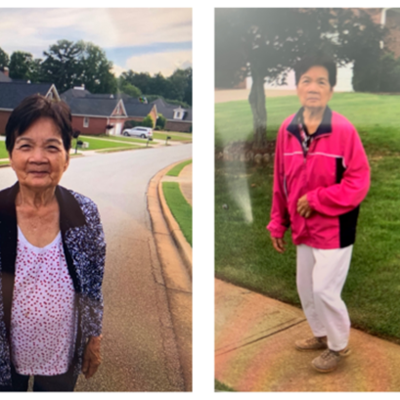 83-year-old woman missing after taking a walk in Lawrenceville