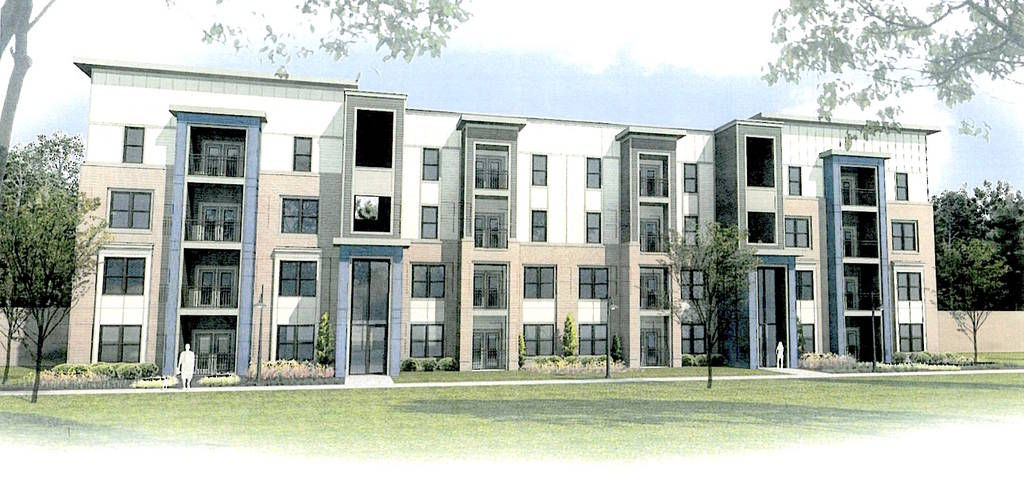 Apartment Complex gwinnett commissioners approve 292-apartment complex near gwinnett
