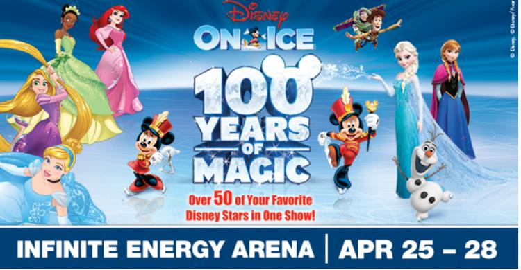 Disney on Ice Celebrates 100 Years of Magic | Calendar