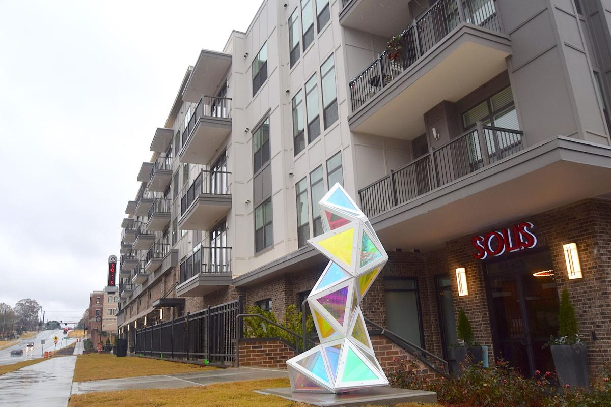Suwanee highlights downtown growth as Solis Town Center opens