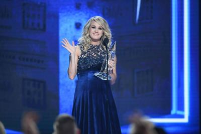 Carrie Underwood at 2018 CMA Awards