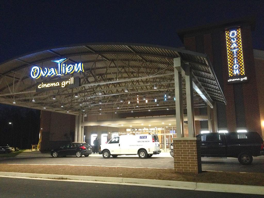 Movie Theater Snellville Ga