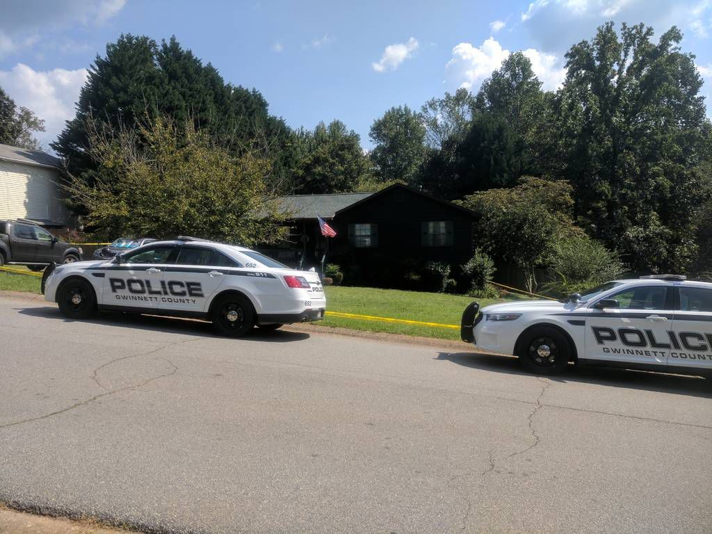 Two found dead in home with gunshot wounds