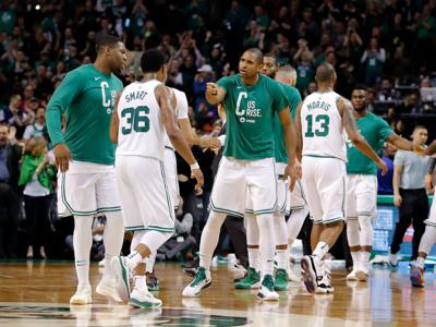 204e32ce8236 NBA  Playoffs-Cleveland Cavaliers at Boston Celtics