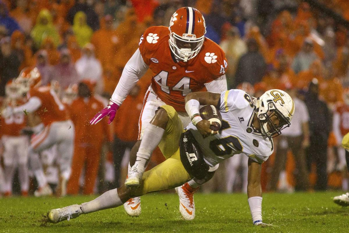 Georgia Tech-Clemson to be featured for afternoon kickoff   Sports ...