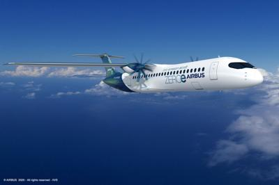 Airbus wants to build zero-emission planes by 2035. Here's how