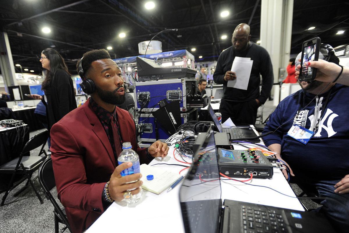 Brookwood grad, NFL linebacker Cameron Lynch gets unique chance to broadcast Super Bowl