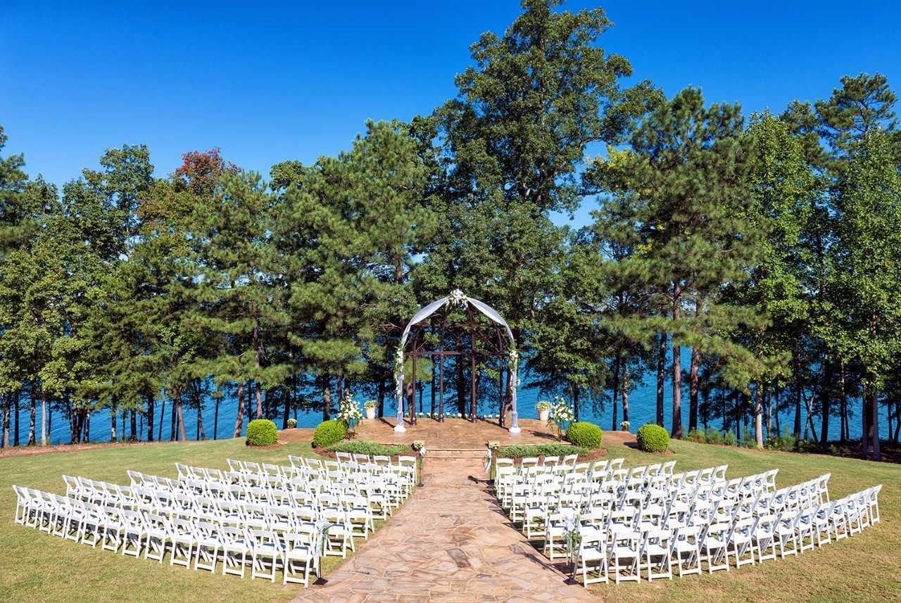 wedding reception places in twin cities%0A Lanier Islands resort named       u    Best of Weddings u     venue by wedding  planning site