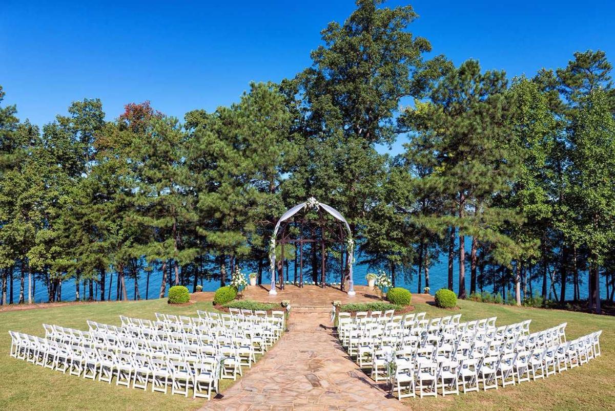 lanier islands resort named 2018 best of weddings venue. Black Bedroom Furniture Sets. Home Design Ideas