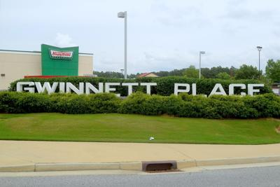 Gwinnett Place CID begins final phase of Pleasant Hill streetscaping