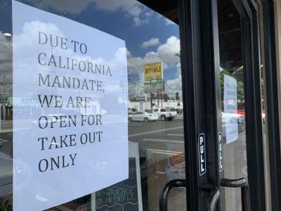 People are being urged to support local restaurants as part of the 'Great American Takeout'