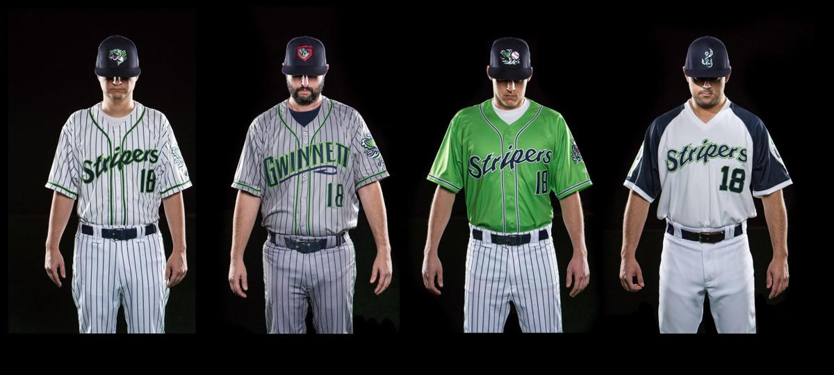 41d6427a Gwinnett Stripers announced as replacement name for Gwinnett Braves ...