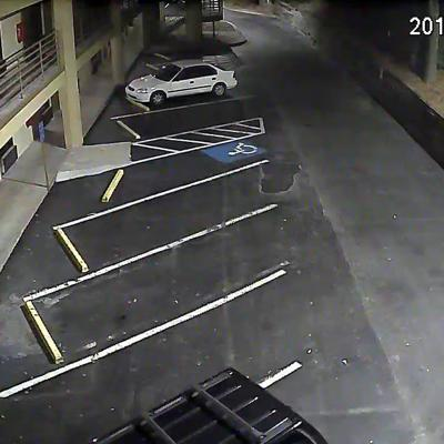Surveillance video from Stone Mountain Days Inn