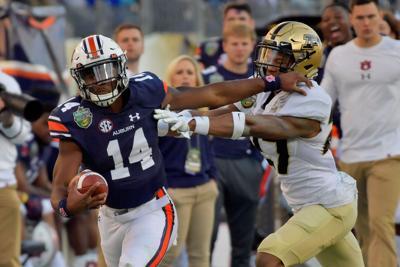NCAA Football: Music City Bowl-Auburn vs Purdue