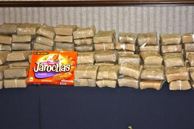 DEA: Massive cartel bust leads to nearly $1 million in cash, millons