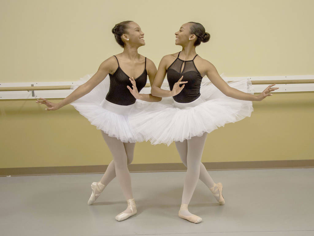 Art beat two young ballerinas make their mark in gwinnett ballets art beat two young ballerinas make their mark in gwinnett ballets nutcracker solutioingenieria Images