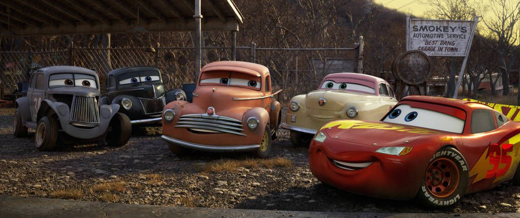Film Fans Offer Mixed Reviews Of Cars 3 Movies