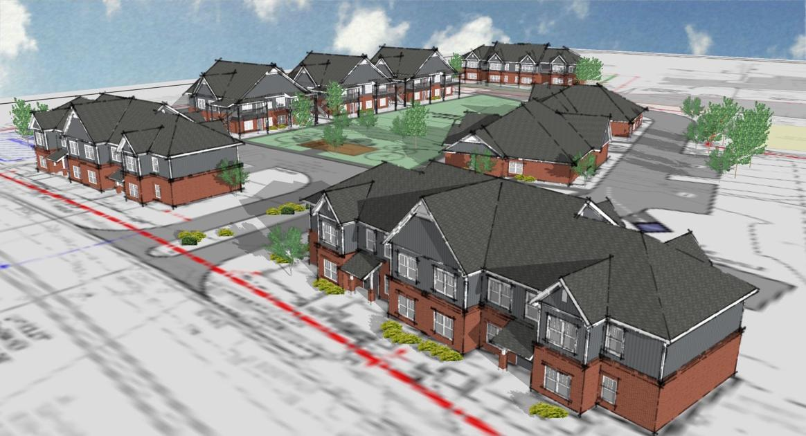 Lawrenceville to break ground soon on new low-income housing