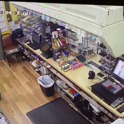 WATCH: Suspects caught on surveillance video entering Duluth gas station for robbery