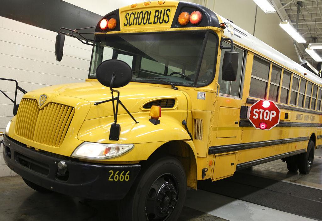 gwinnett county bus driving jobs