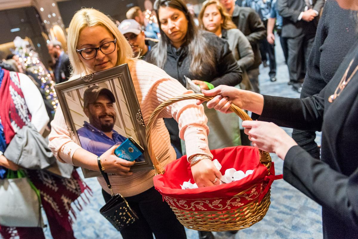 Homicide victims remembered at candlelight vigil