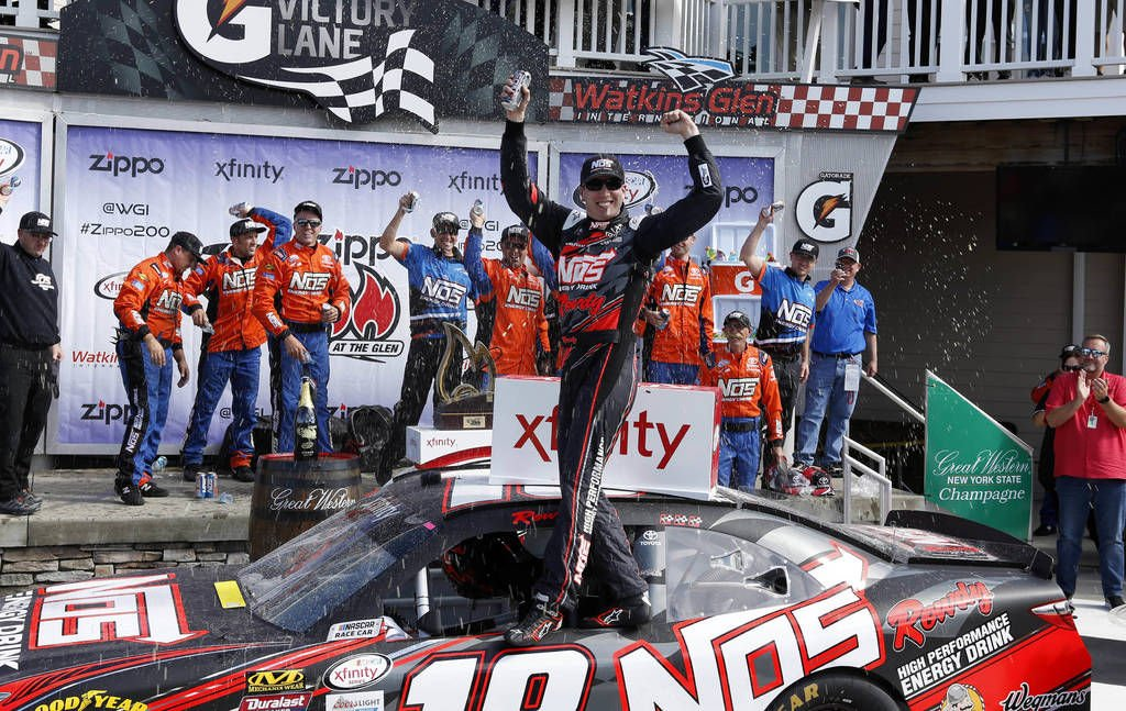 one more on the road plays well for nascar fans professional rh gwinnettdailypost com