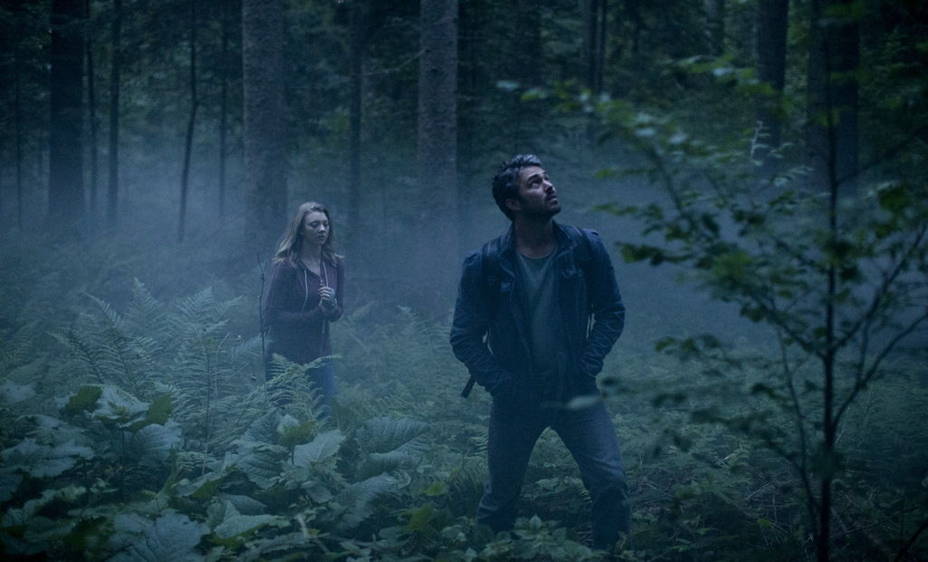 Movie Review The Forest Finishes Strong Despite Slow