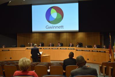 Gwinnett BOC meeting file photo