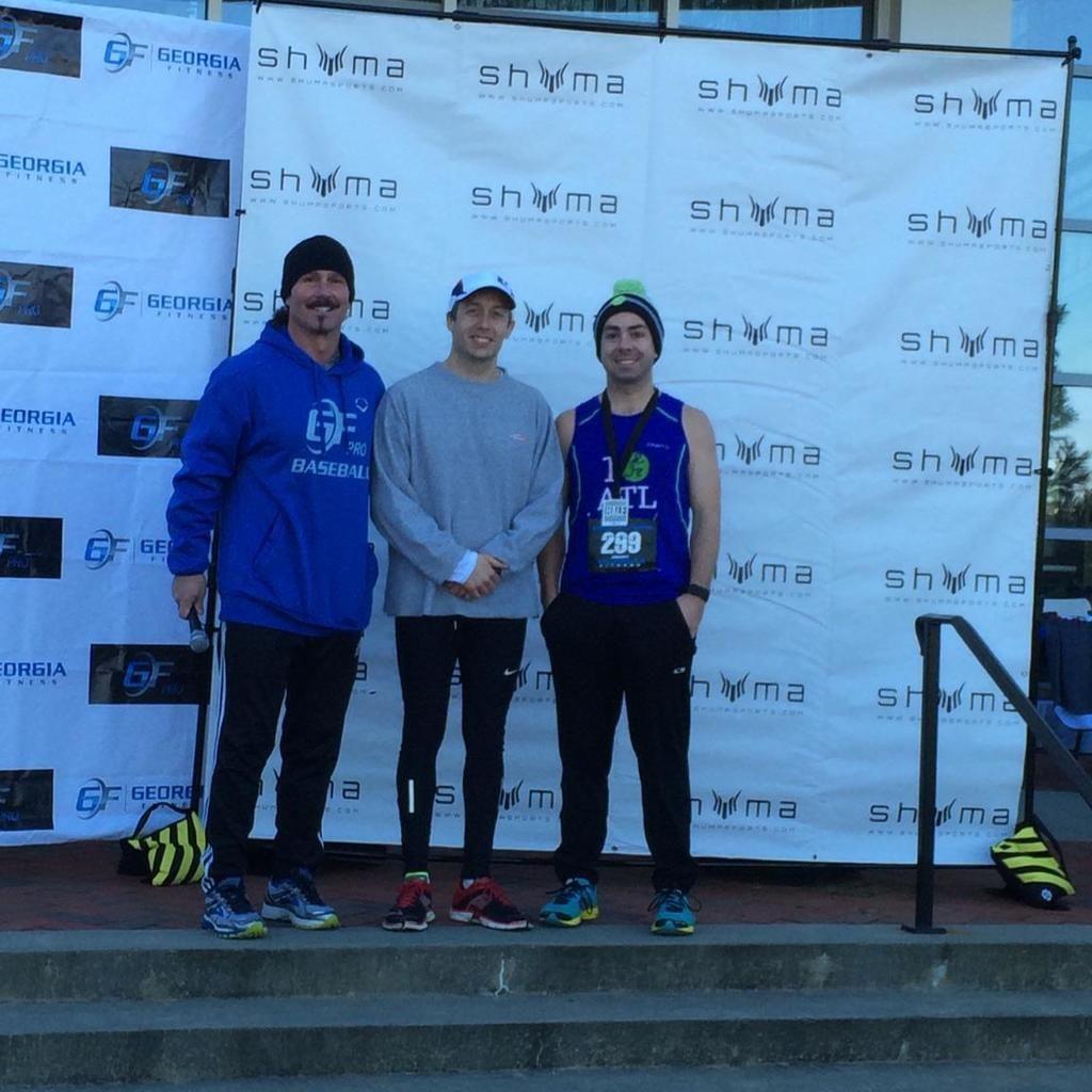 Roswell resident takes top spot at Suwanee Gateway Half Marathon ...