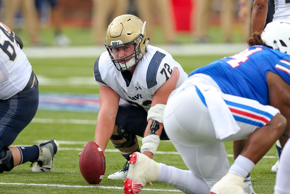 NCAA Football: Navy at Southern Methodist