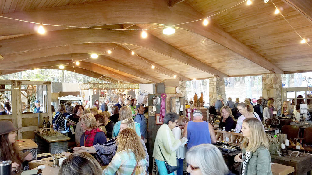 Thousands Flock To Country Living Fair In Stone Mountain