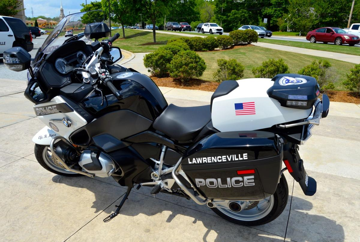 Lawrenceville Police Department Debuts New Bmw Motorcycles News Gwinnettdailypost Com