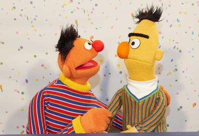 Sesame Street says Bert and Ernie's relationship status is