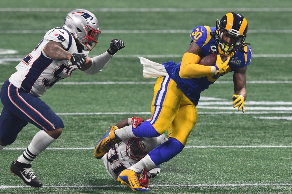 Report Rams Rb Todd Gurley Has Arthritis In Knee Sportsxchange Gwinnettdailypost Com
